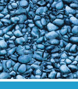 Sandpebble pool liner image